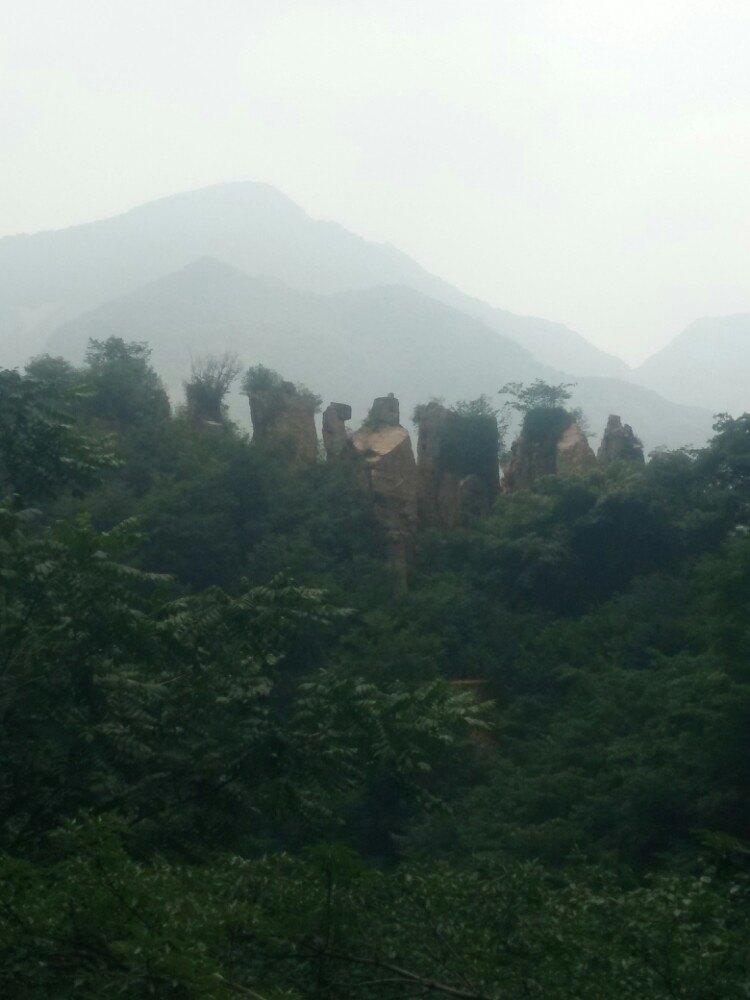 【携程攻略】北京天云山风景区好玩吗