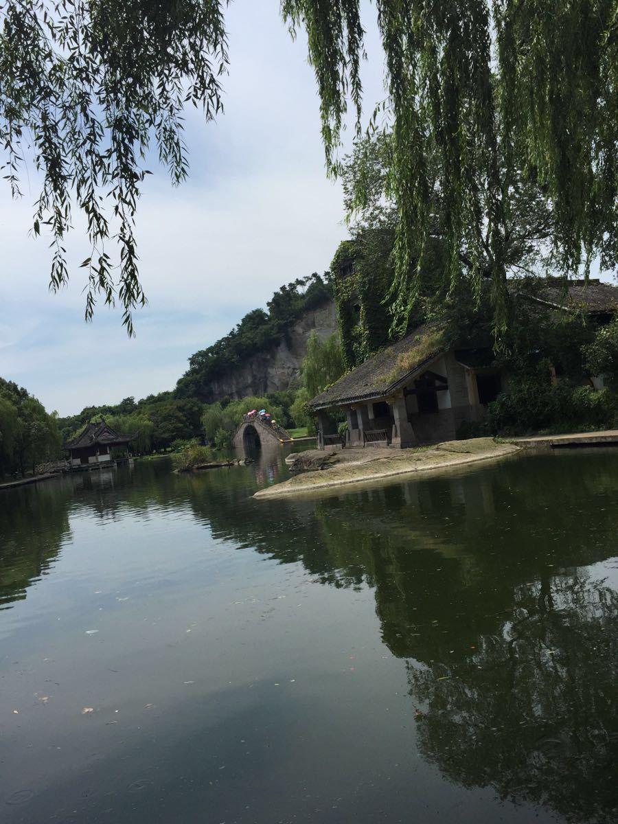 【携程攻略】浙江绍兴柯岩风景区景点