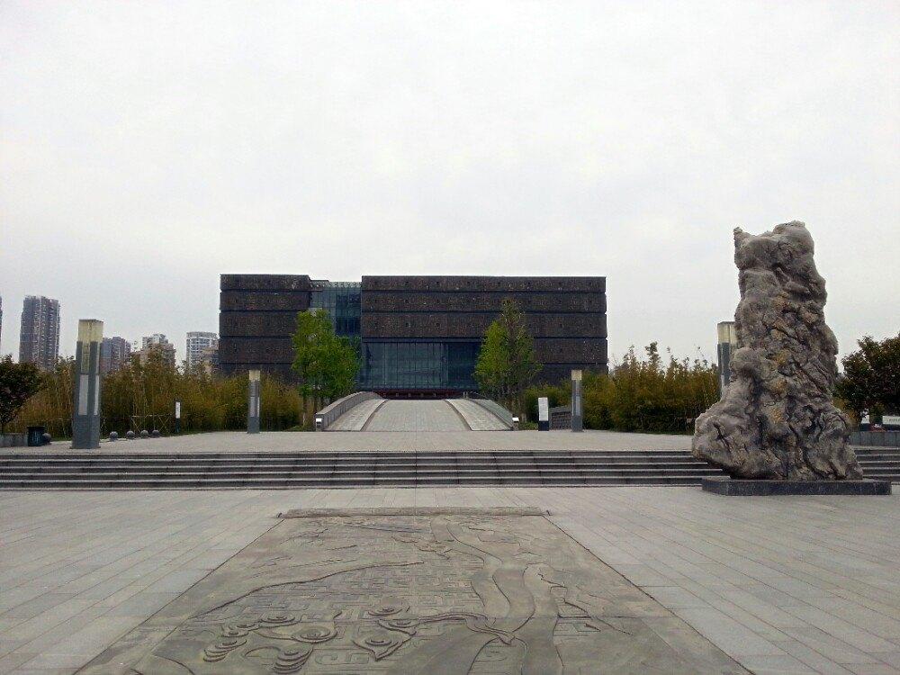 【携程攻略】安徽安徽省博物馆景点,新馆虽然有点远,!