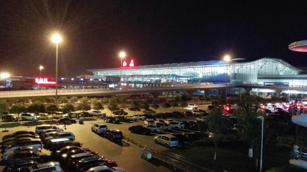 由于晚上要敢22:00的飞机,在西安呆的时间真的很短,有点遗憾吧,但是