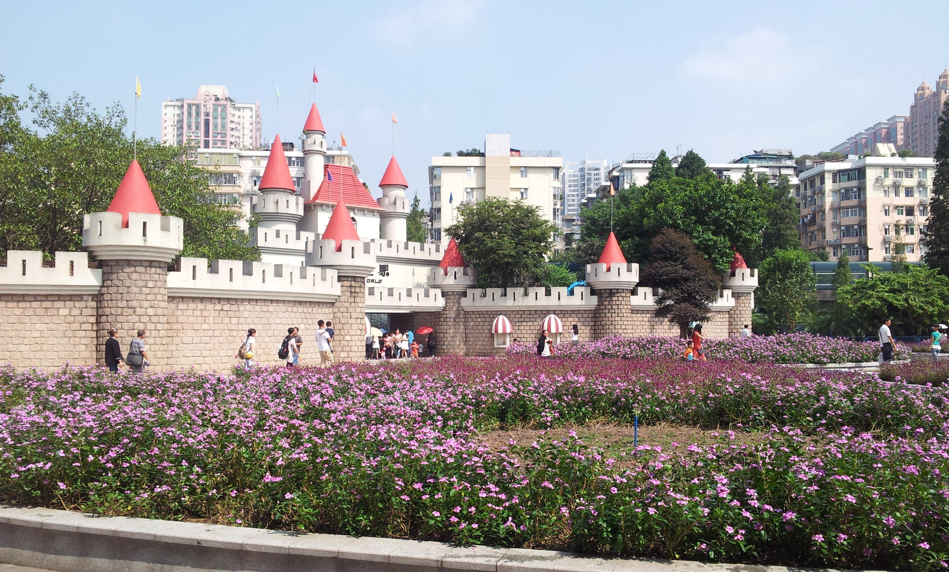 随手拍#广州动物园和海洋馆一日游