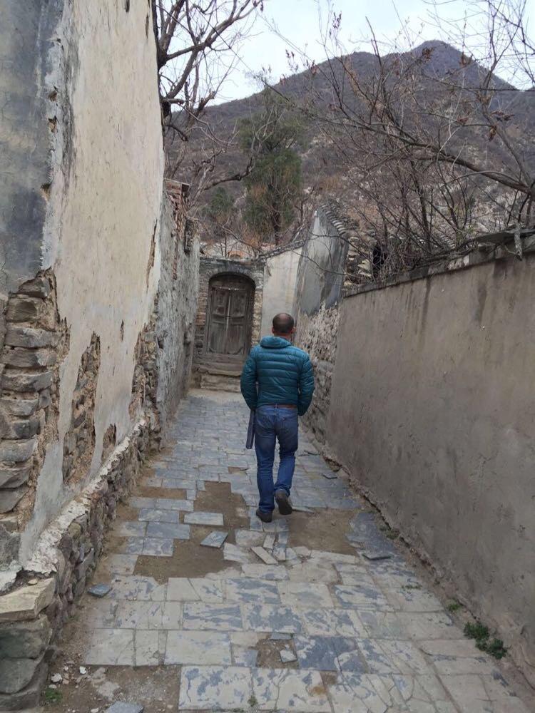 2015年4月-北京门头沟第一站:斋堂水库,灵水村