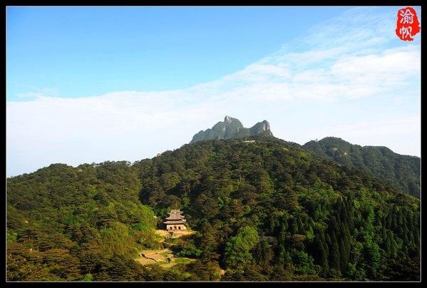 江西三清山,赴一场壮美的日落 - 渝帆 - 渝帆空间