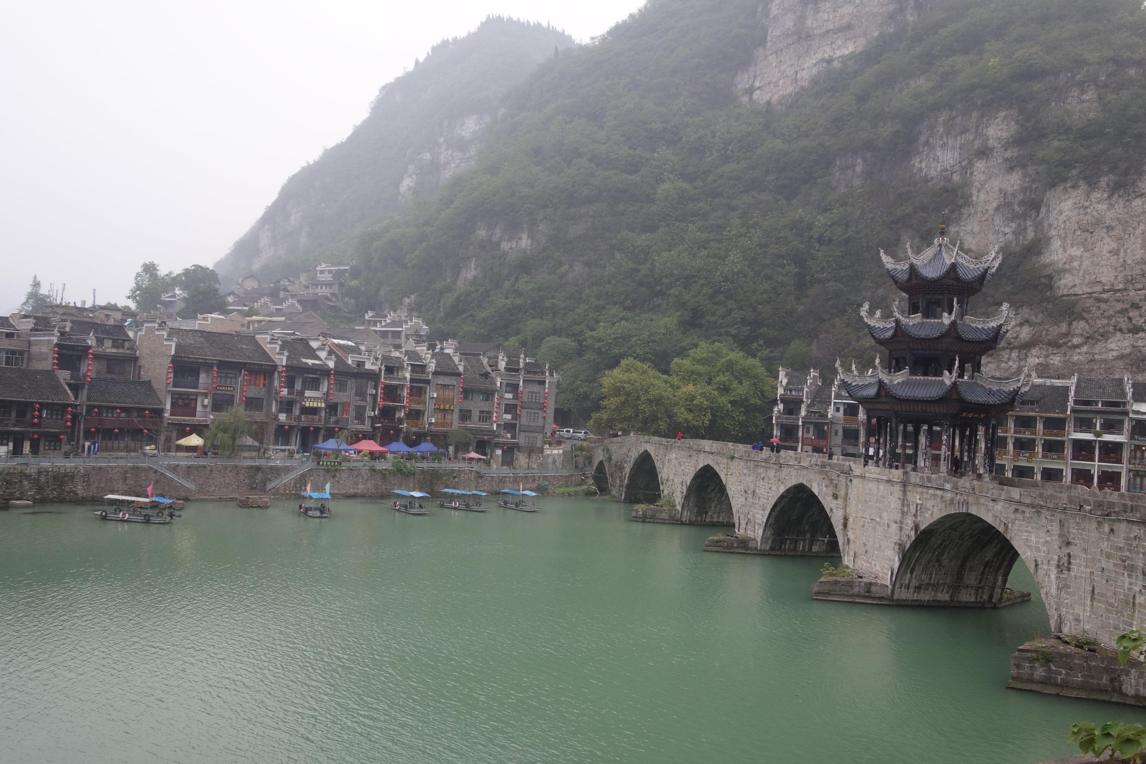黔东南之行镇远古城