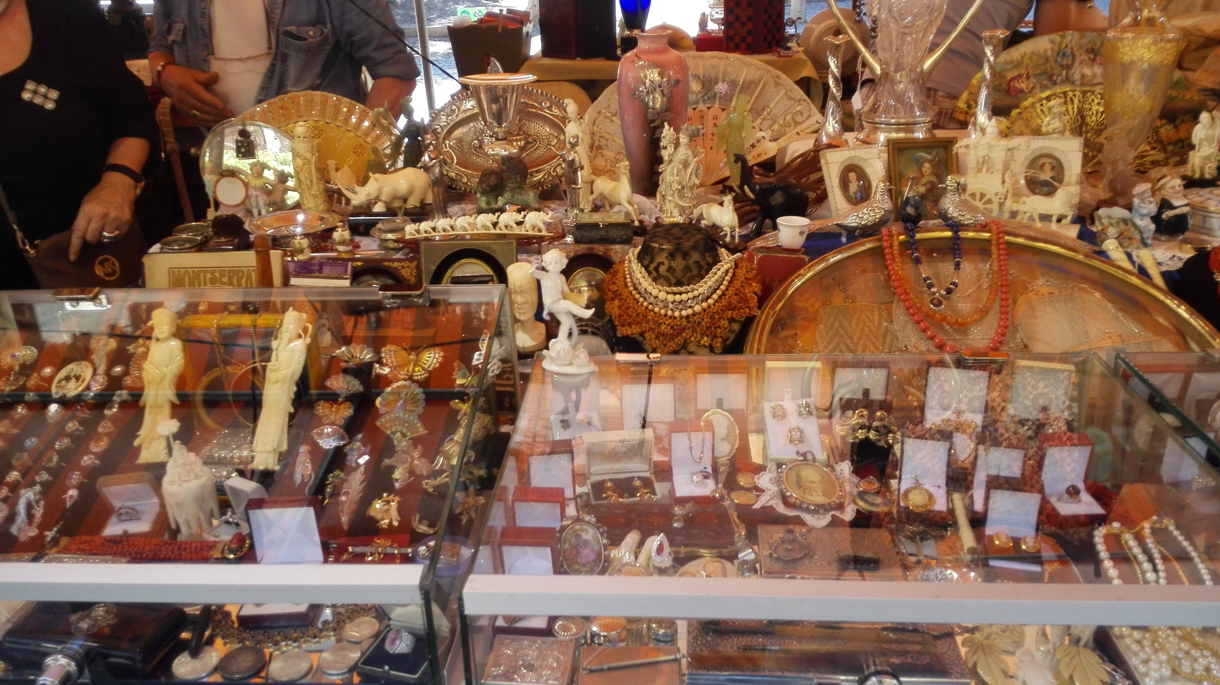 随手拍#巴塞罗那--旧货市场之一