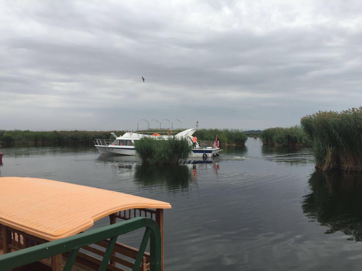 【携程攻略】内蒙古纳林湖景区景点,景区不大,但是还