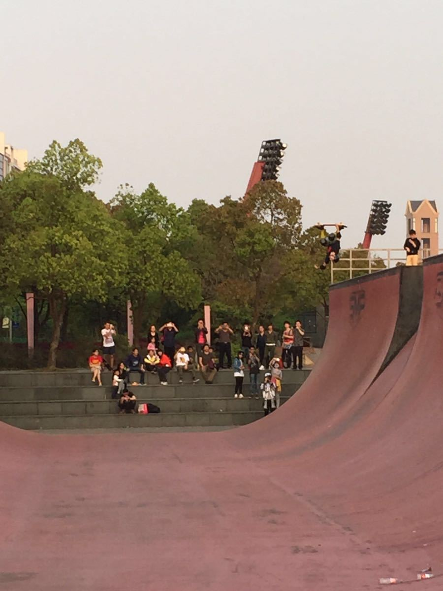 smp滑板公园