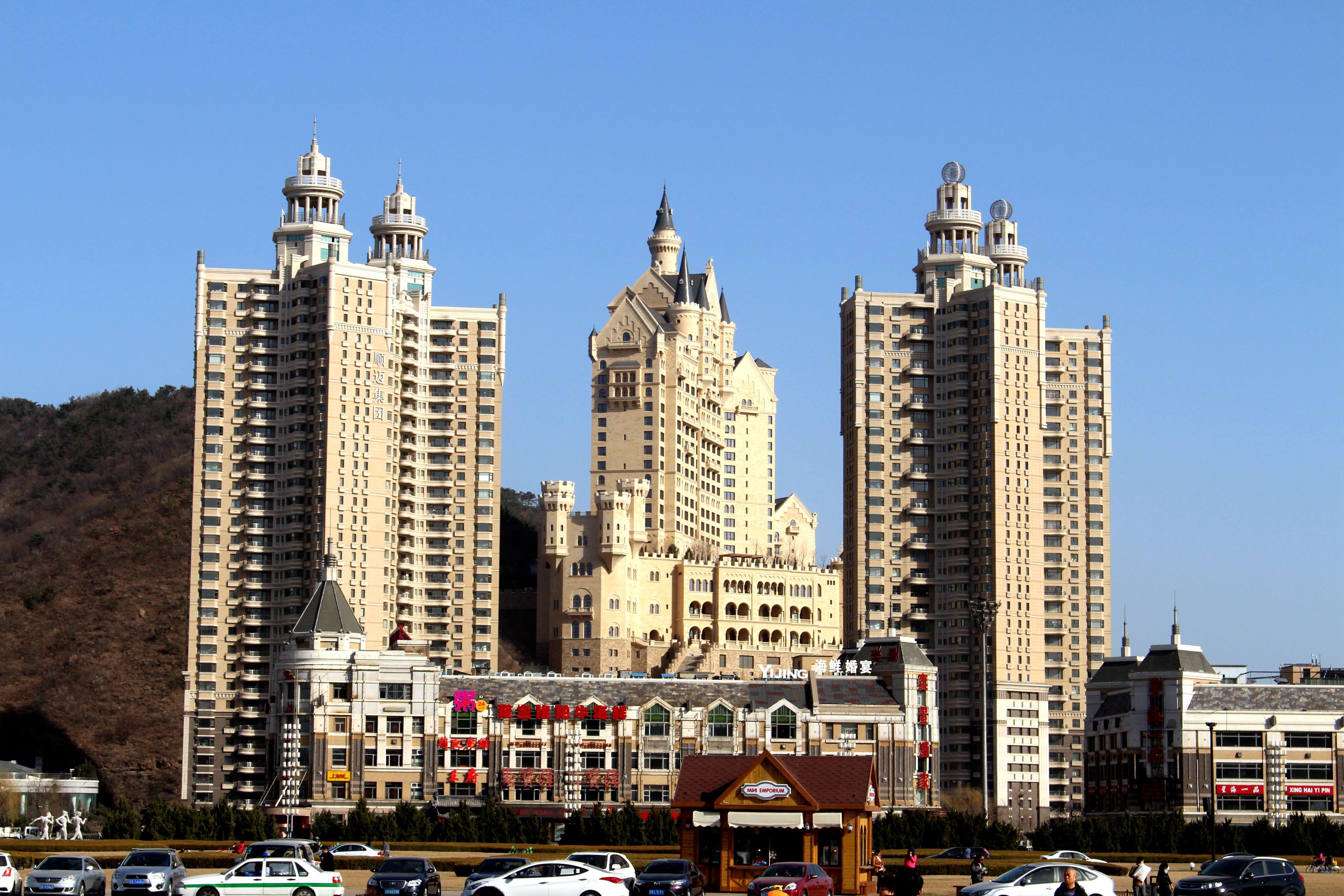 大连星海广场附近酒店图片 2082226 5184x3456