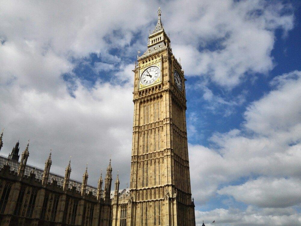 【携程攻略】伦敦大本钟适合朋友出游旅游吗