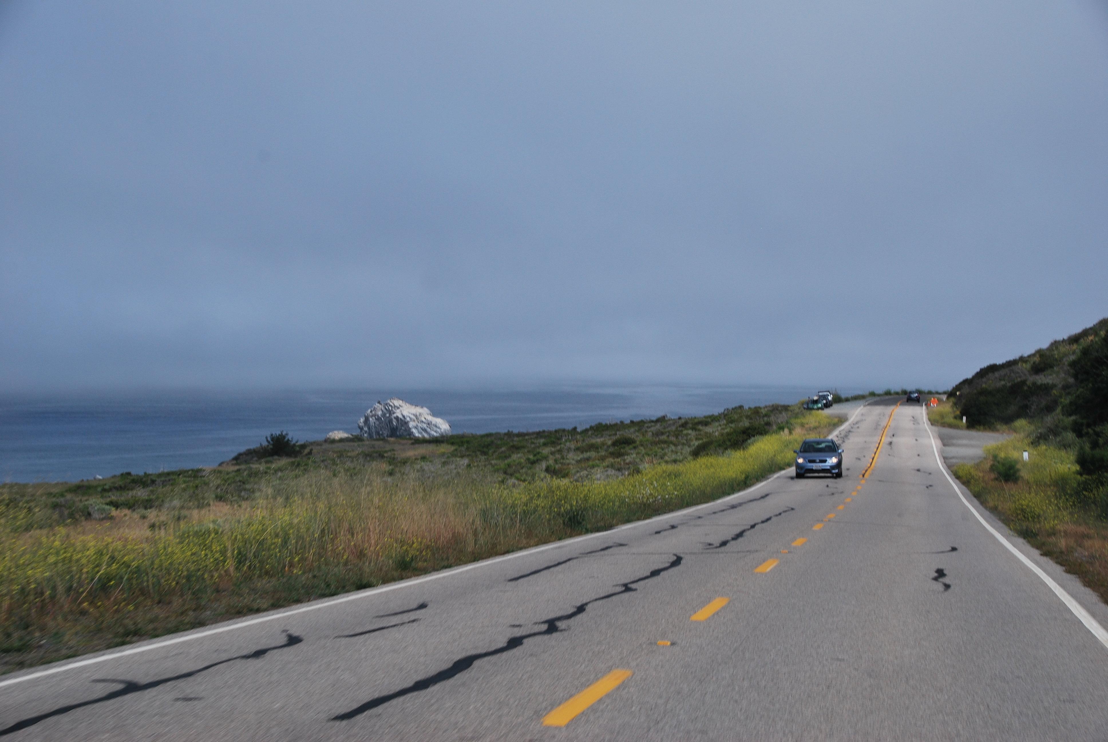 美国一号公路图片