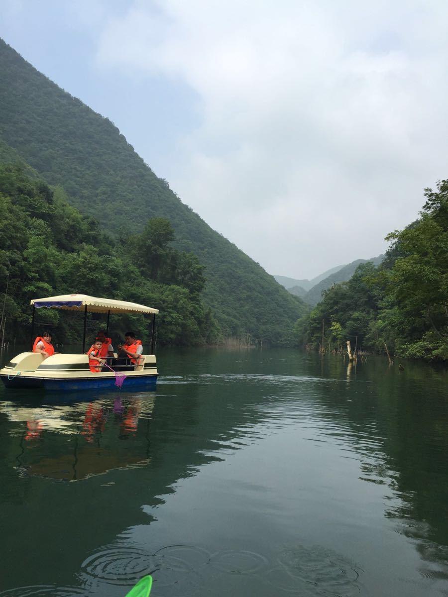 【携程攻略】湖北五龙河风景区景点