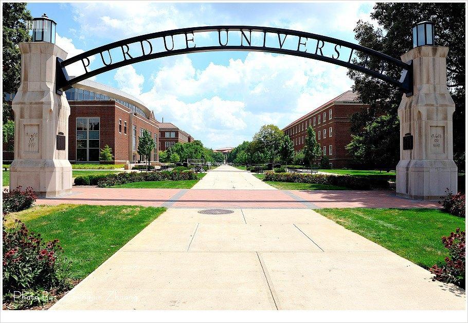 走进美国普渡大学(purdue university)