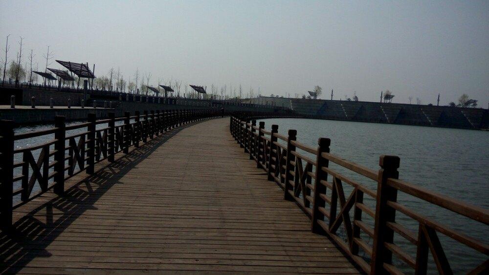 【携程攻略】山东济南章丘绣源河风景区好玩吗