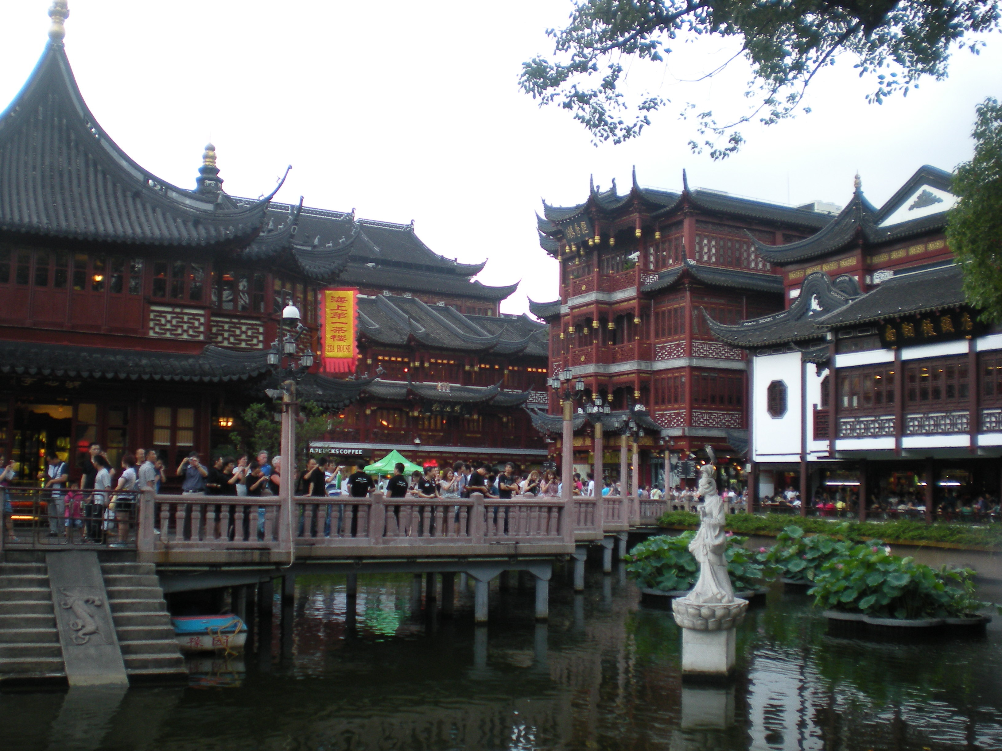 【携程攻略】上海豫园适合家庭亲子旅游吗,豫园家庭