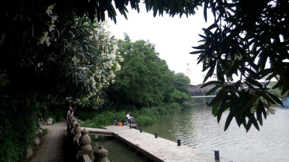 【携程攻略】江苏南通濠河风景名胜区好玩吗,江苏濠河
