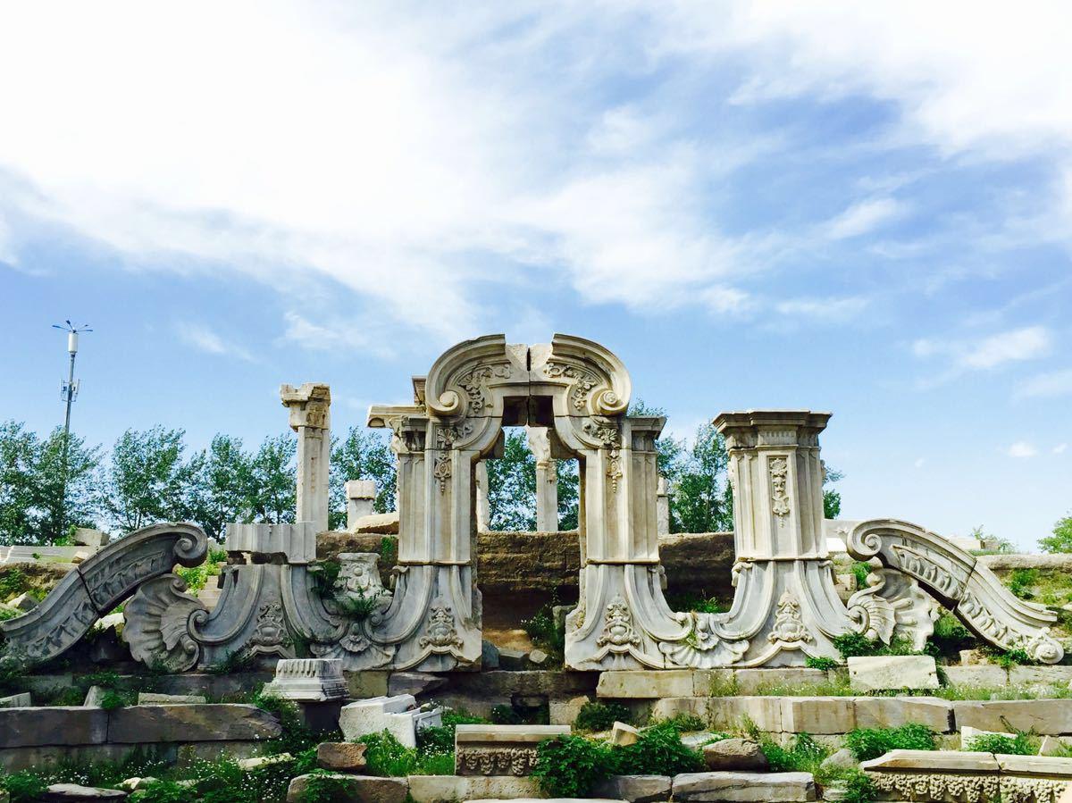 【携程攻略】北京圆明园景点,风景特别美 很难想象