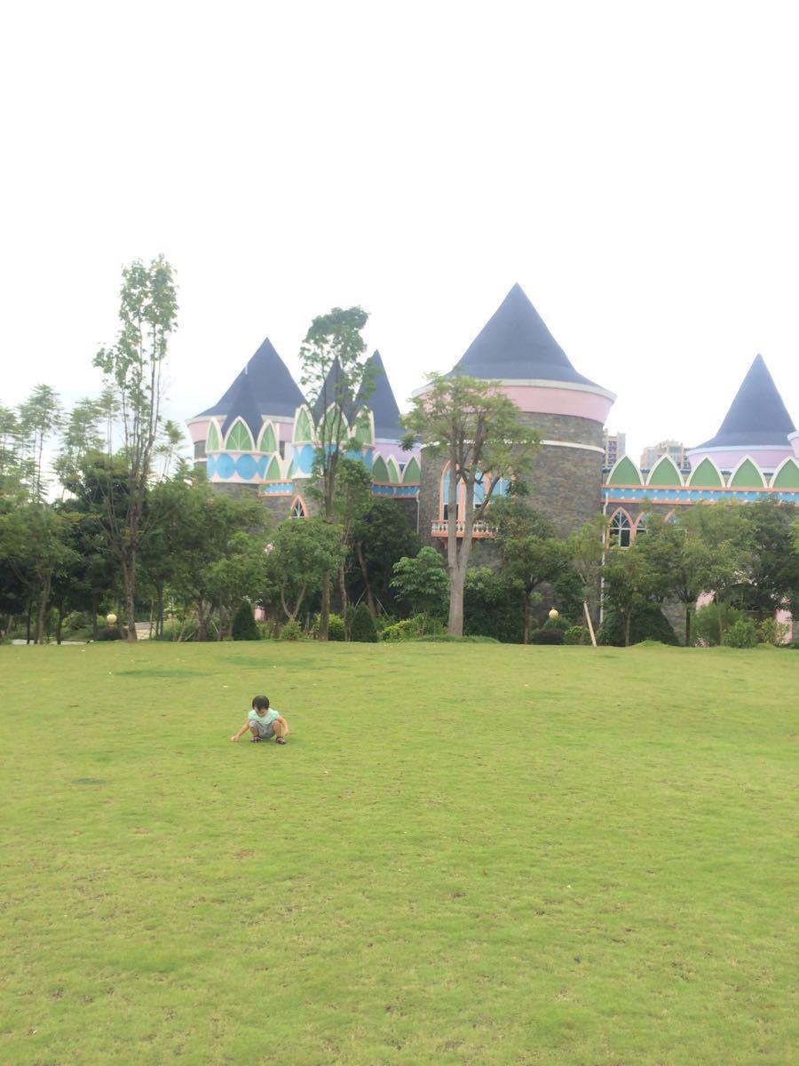 【攜程攻略】廣西南寧鳳嶺兒童公園好玩嗎