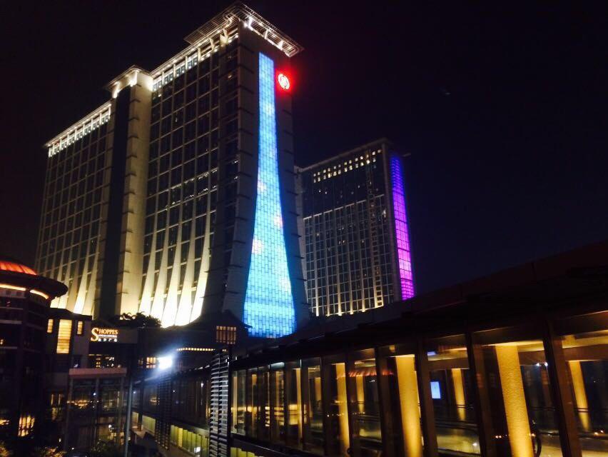 澳门喜来登金沙城中心酒店(sheraton macao hotel, cotai central)