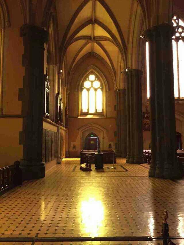 最古老的欧式教堂