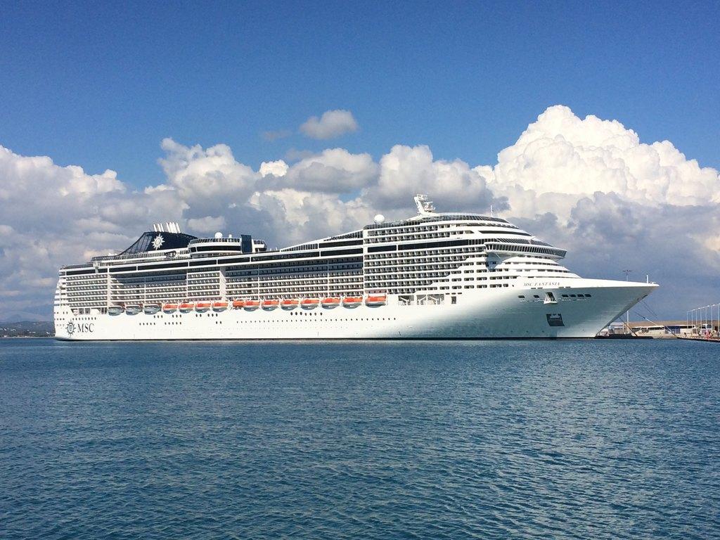 坐地中海邮轮 欧洲悠游新选择图片