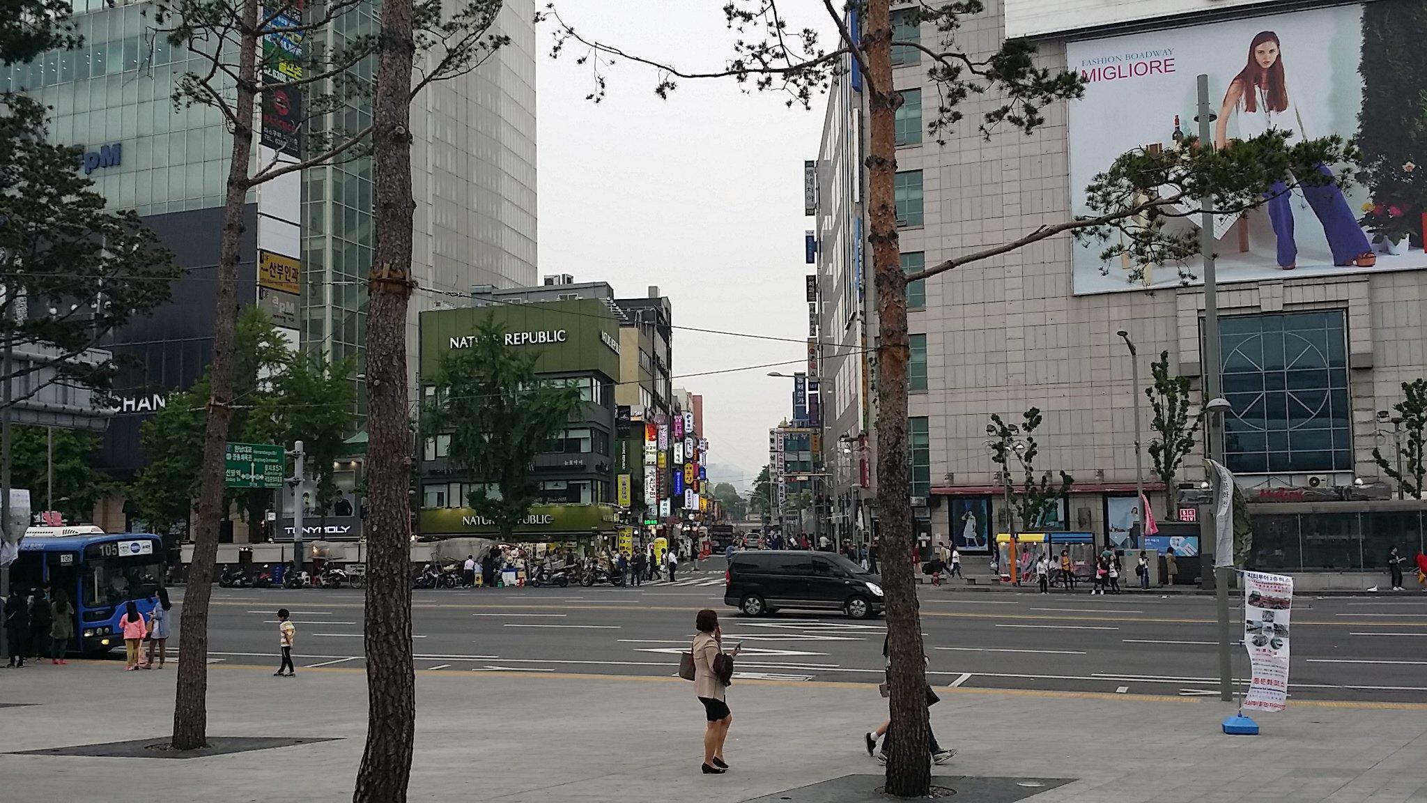 韩国首尔,济州岛跟团游记