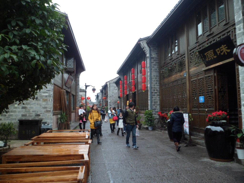 【携程攻略】宁波南塘老街景点,其实就是那个名字是老