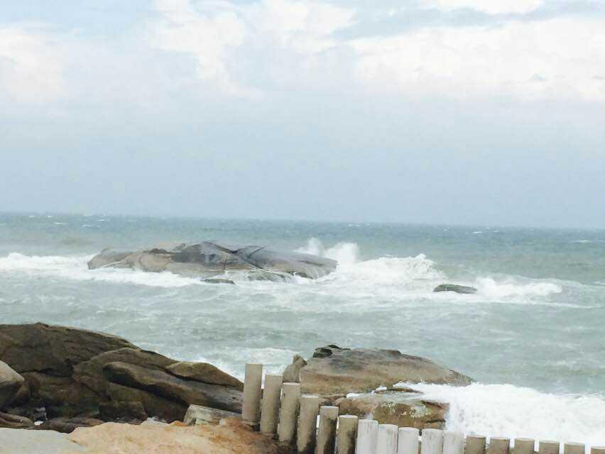 红海湾遮浪角