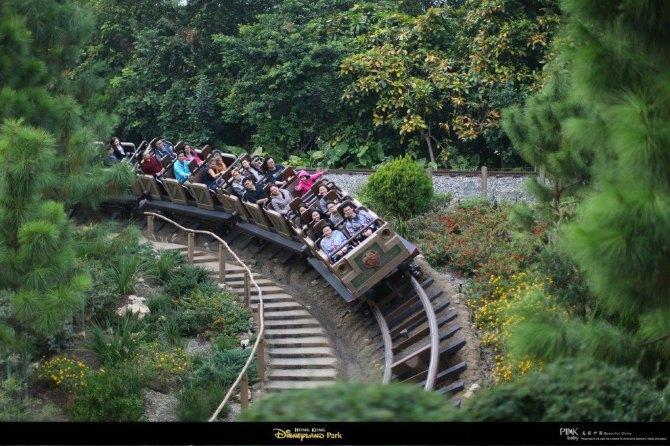 我的奇幻攻略--西藏迪士尼旅游之旅,必看!-香港去香港穷游旅游攻略图片