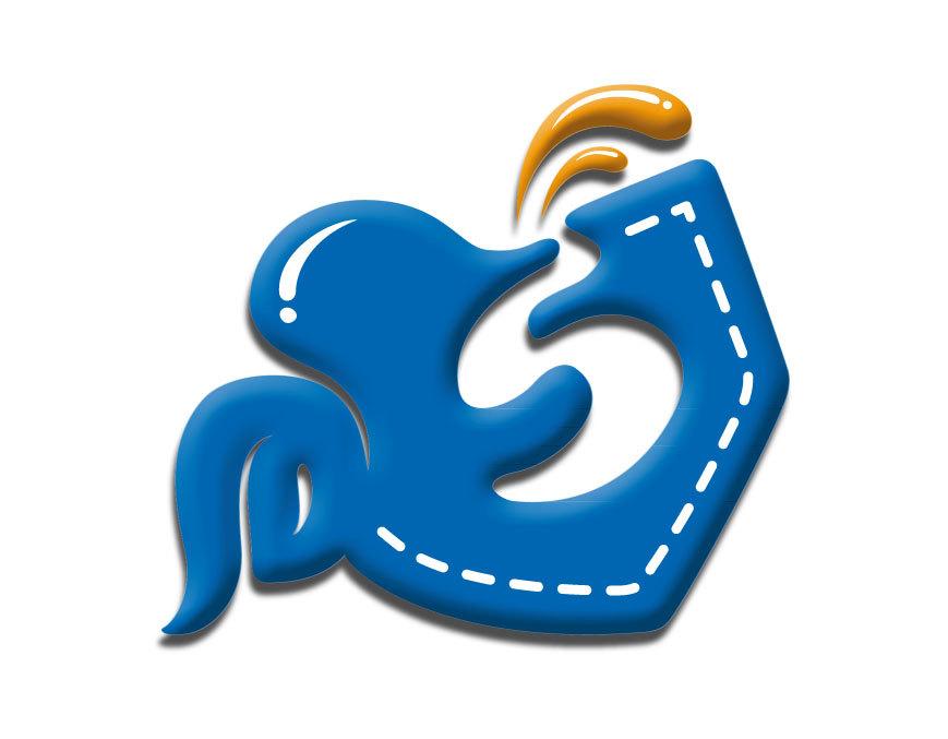 小翅膀形似字母e,预示携程将在e时代进一步飞速发展,为广 大