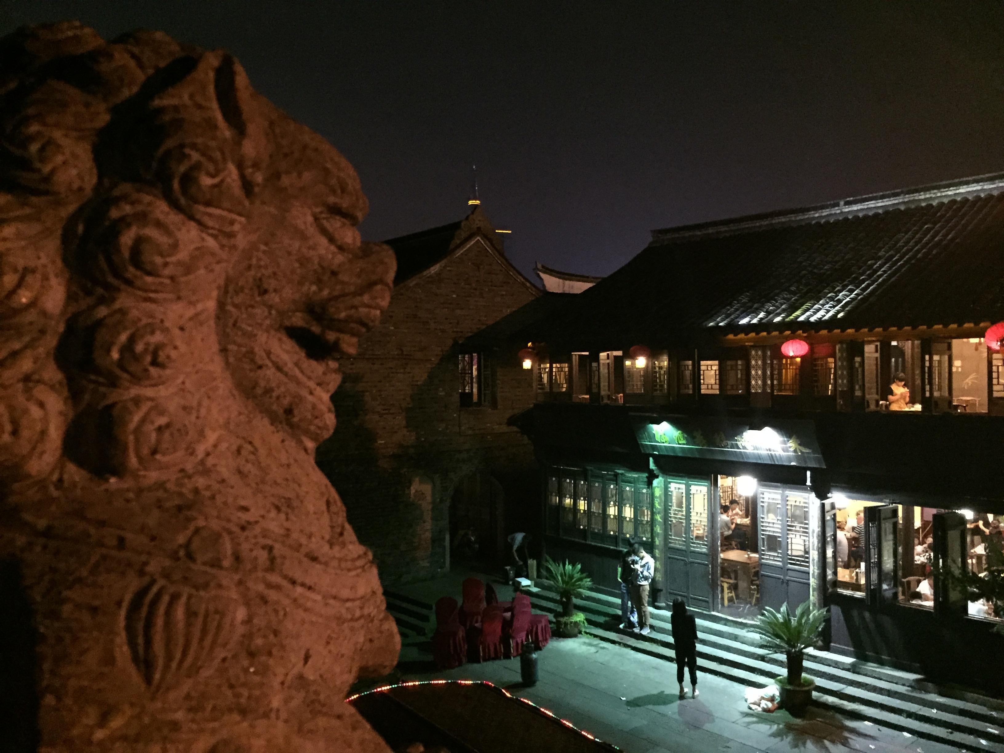 风景 古镇 建筑 旅游 摄影 3264_2448