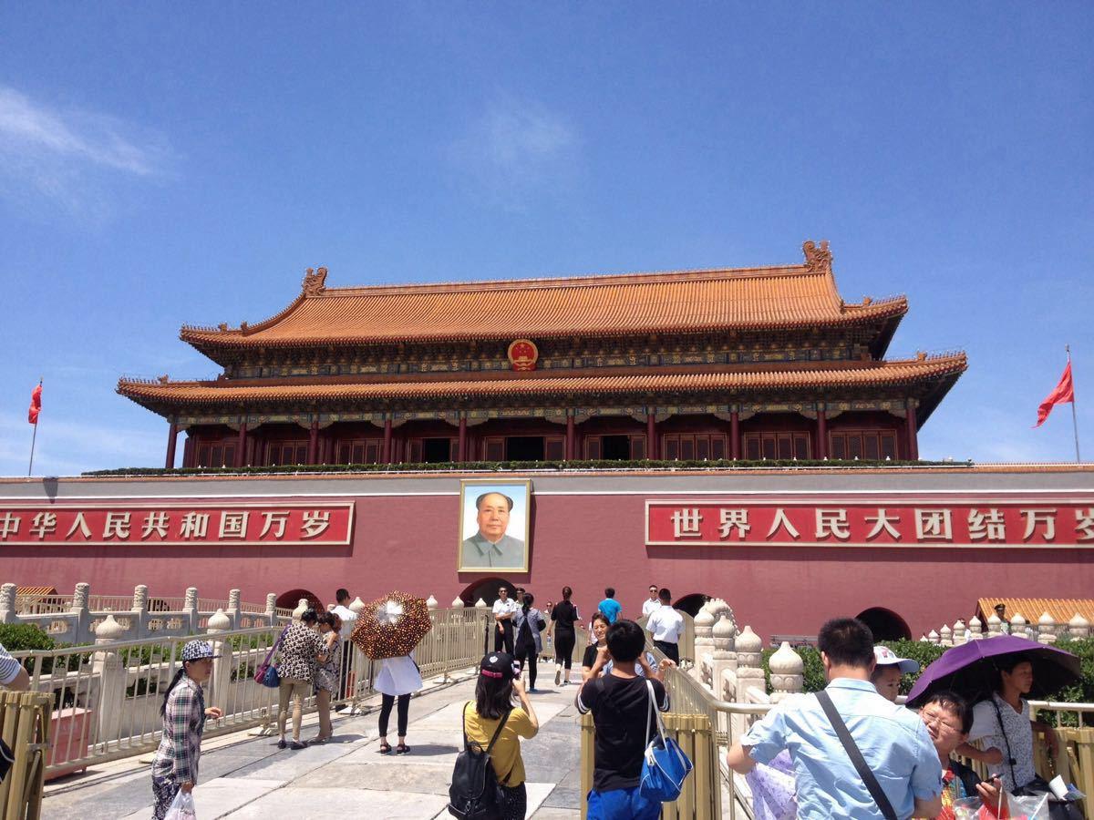 【携程攻略】北京天安门广场景点