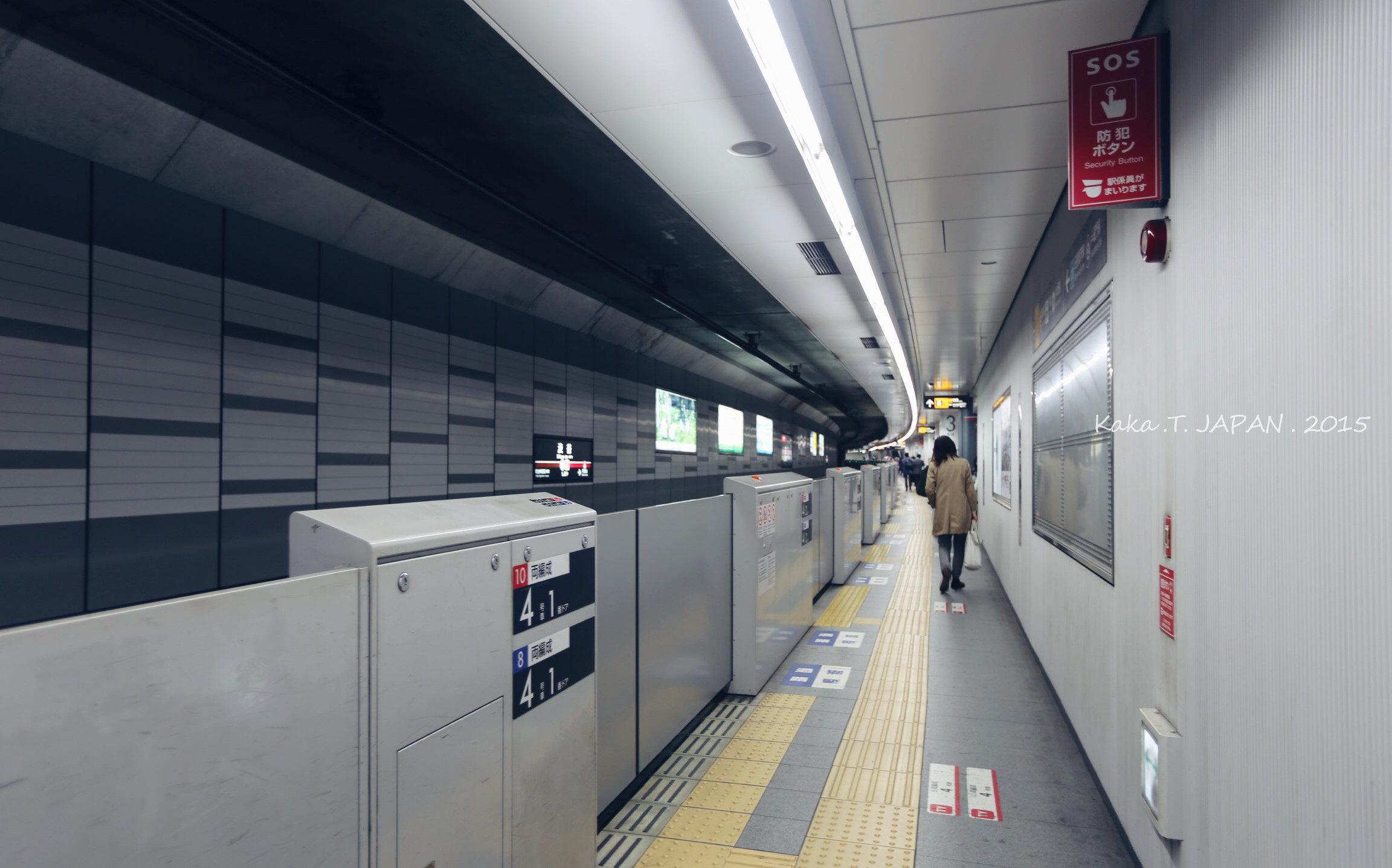 東京地鐵很安靜,比日本其他城市地鐵安靜,說話也是碎碎語.圖片