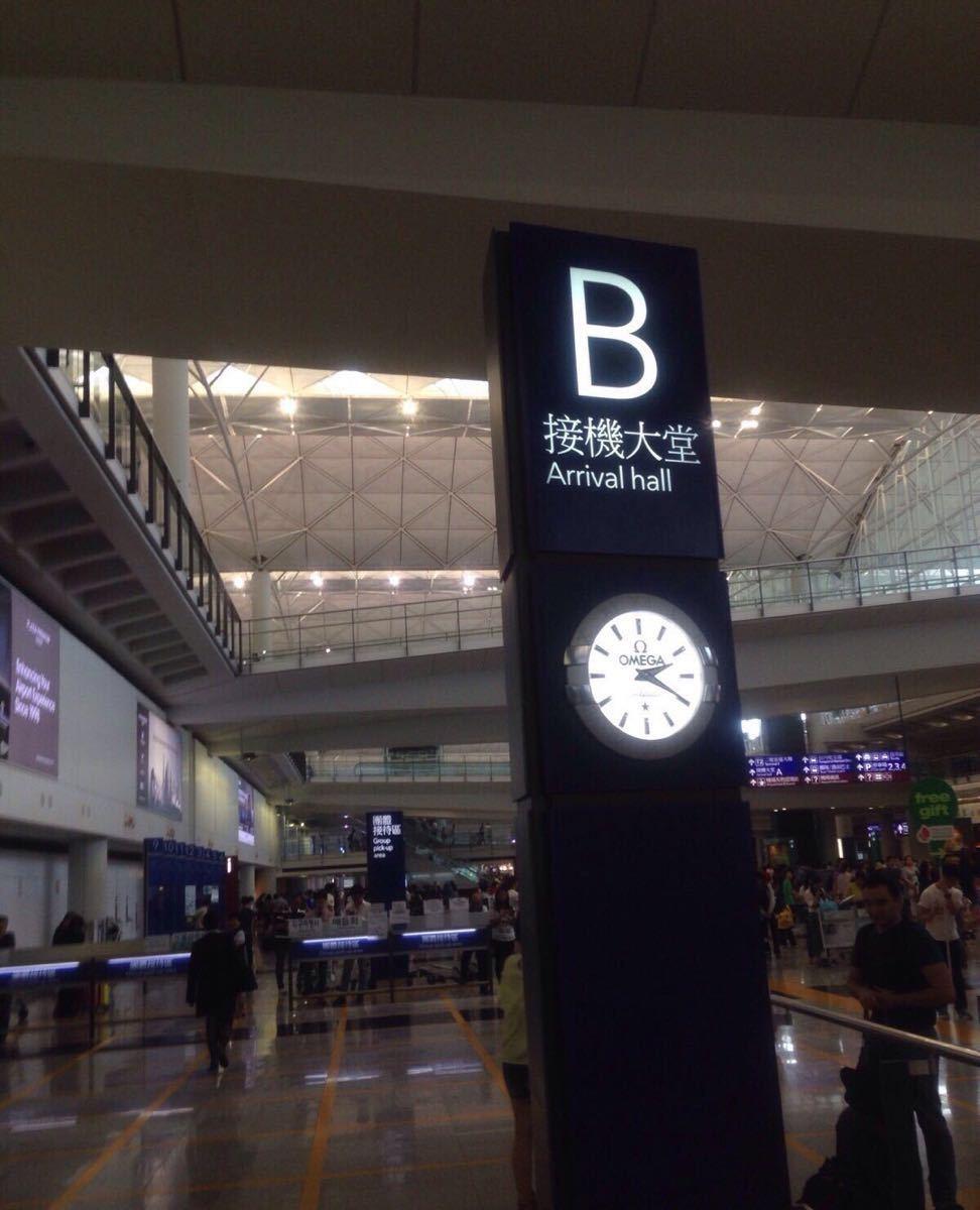 【携程攻略】香港国际机场
