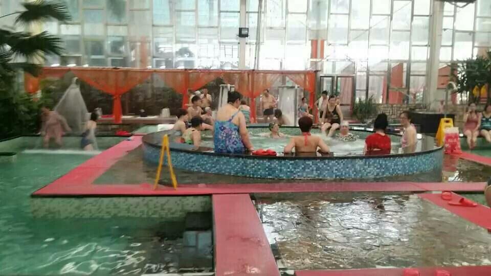 【携程攻略】辽宁绿中海温泉适合家庭亲子旅游吗,温泉