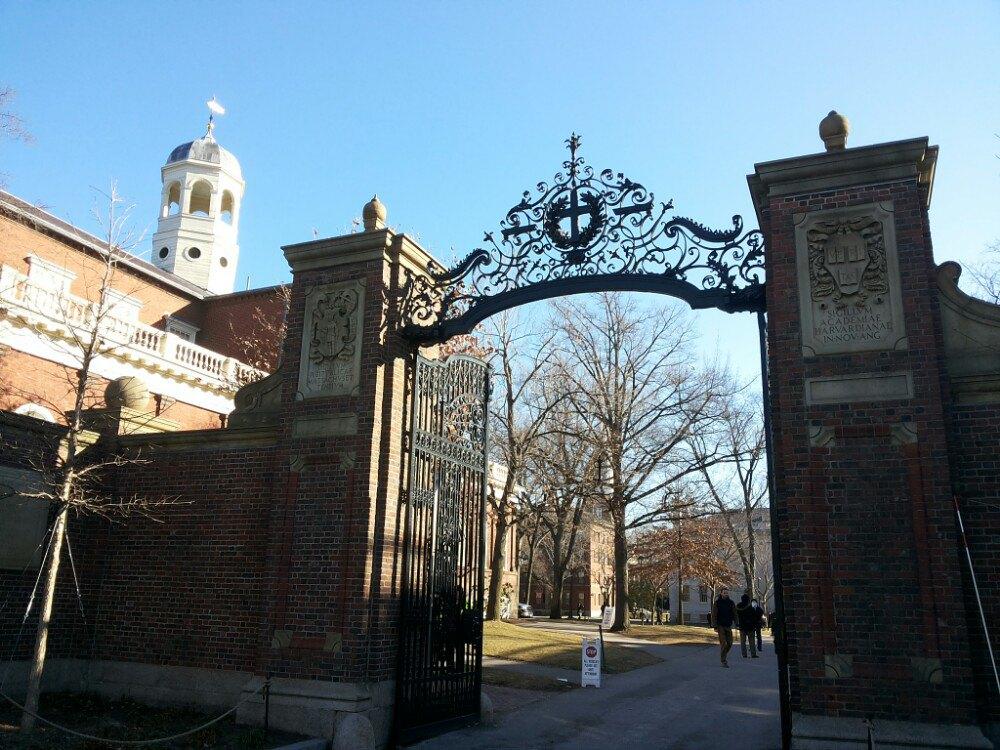 哈佛大学老校区