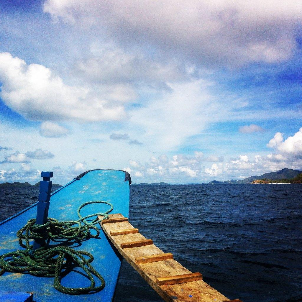 一场由宿务航空大减价引发的菲律宾coron岛之旅
