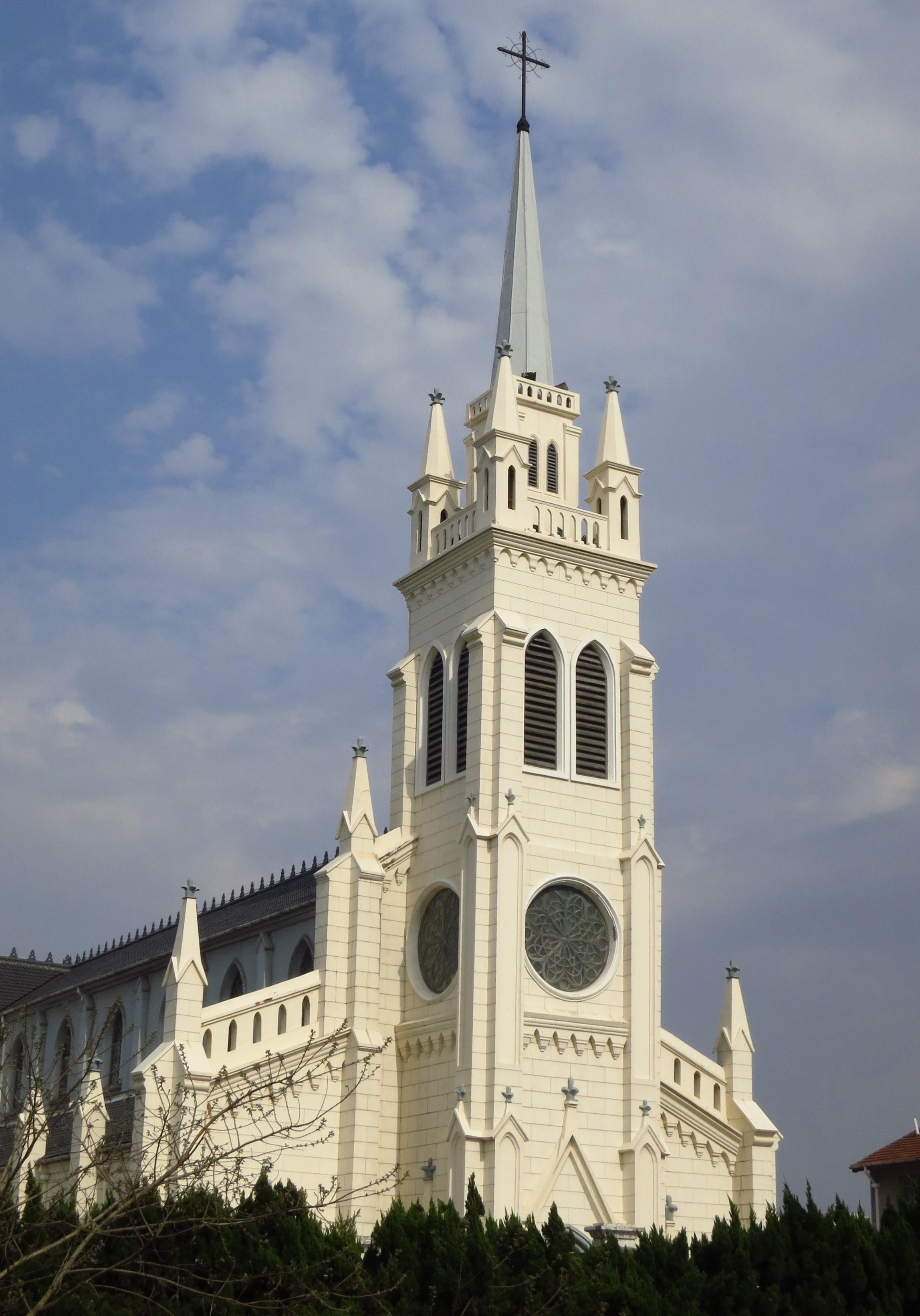 唐镇天主教堂