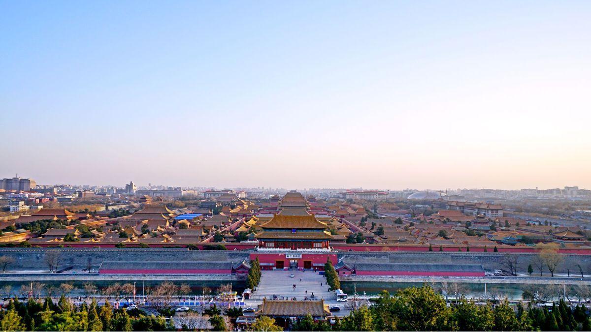 【携程攻略】北京景山公园景点
