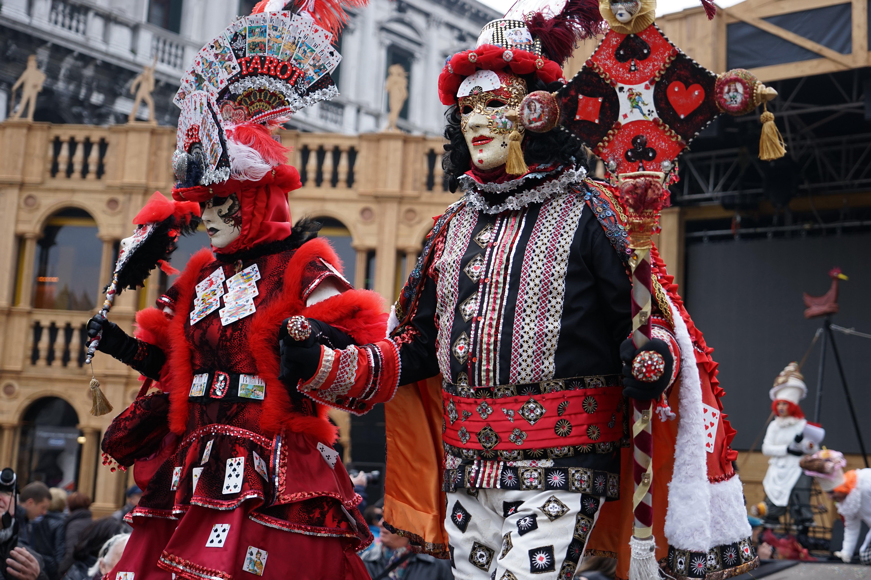 威尼斯面具-意大利狂欢节