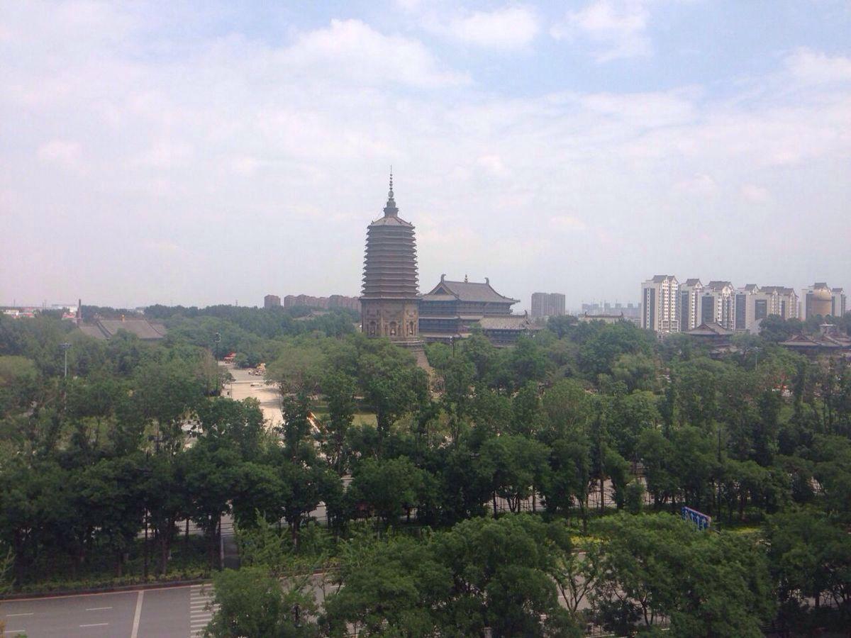 辽阳祥祺高层建筑结构