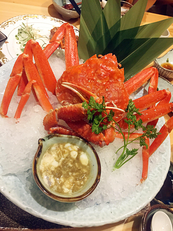 雪蟹料理-雪蟹