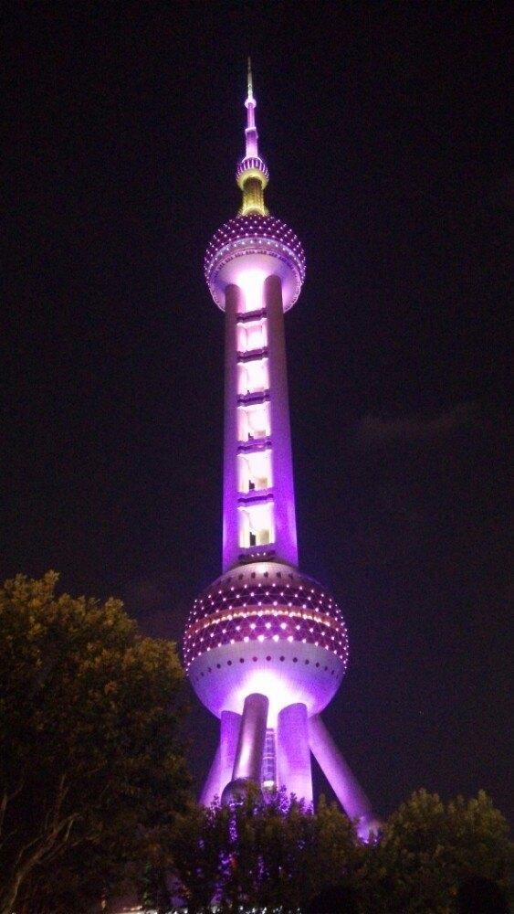 【携程攻略】上海东方明珠适合朋友出游旅游吗
