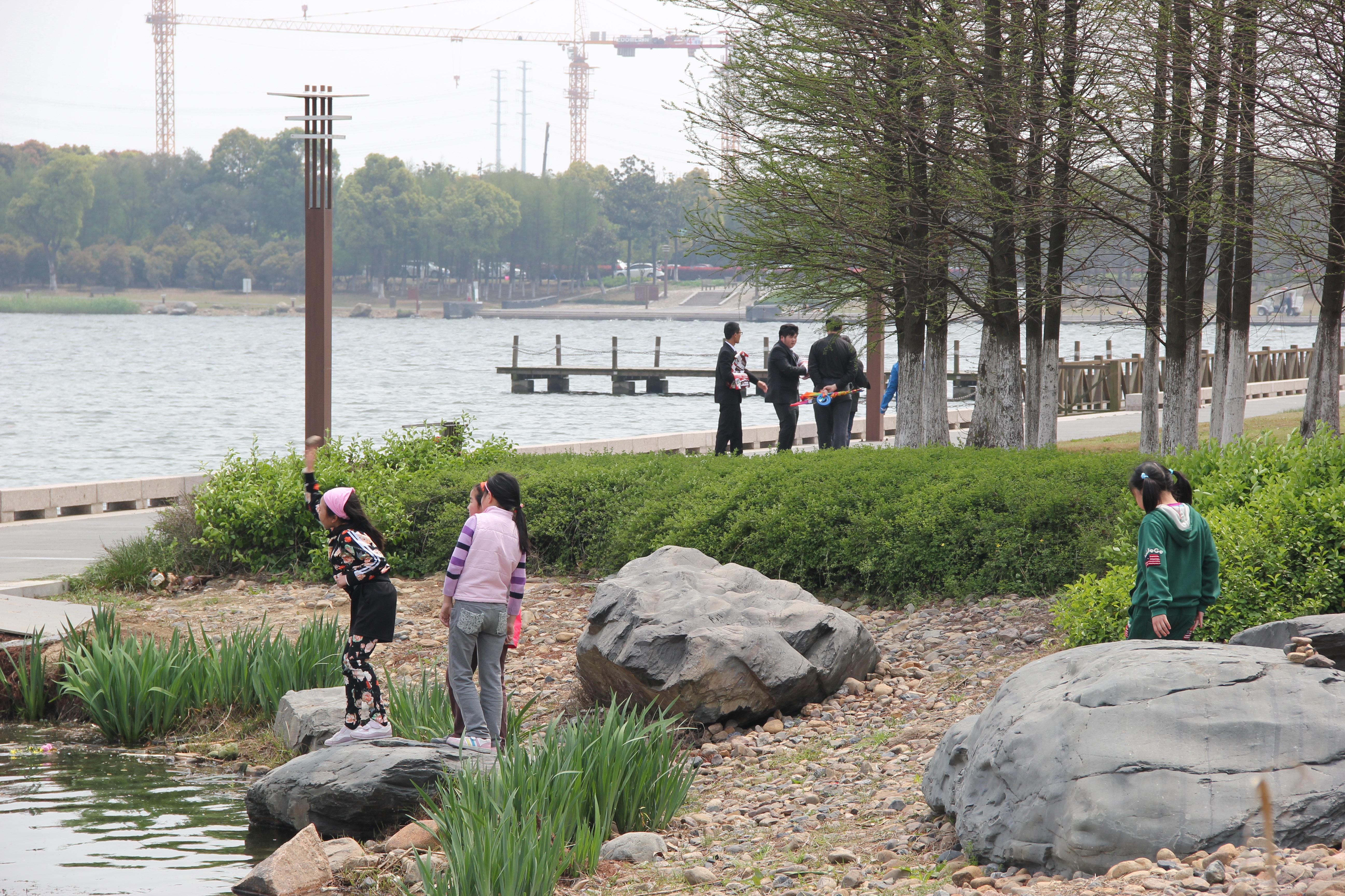 【携程攻略】江苏苏州沙湖生态公园好玩吗