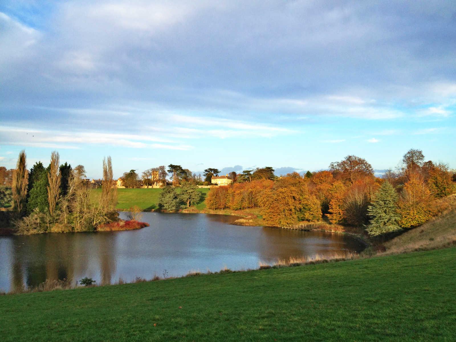 英国导游手记之-丘吉尔庄园blenheim palace图片