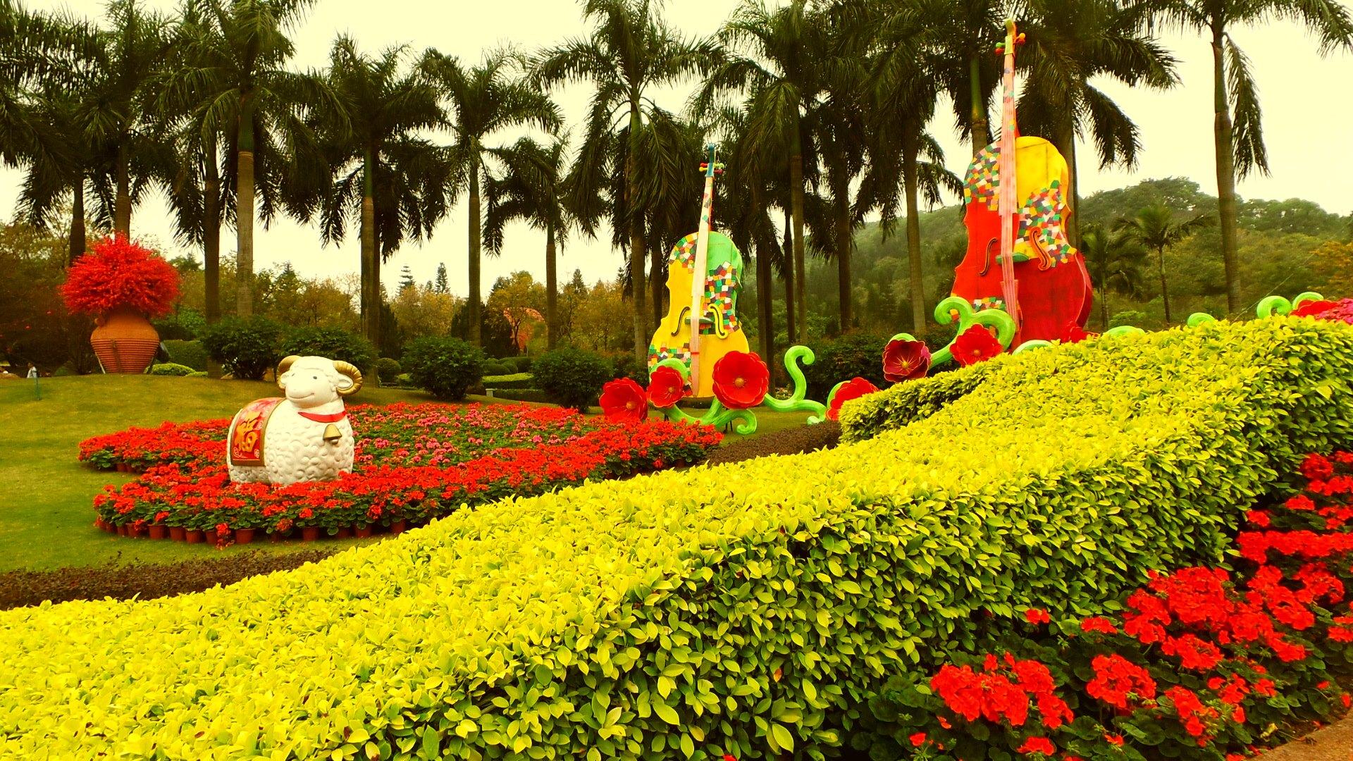 白云山云台花园