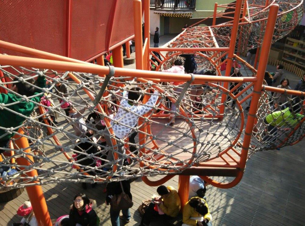 【携程攻略】上海中福会少年宫适合家庭亲子旅游吗