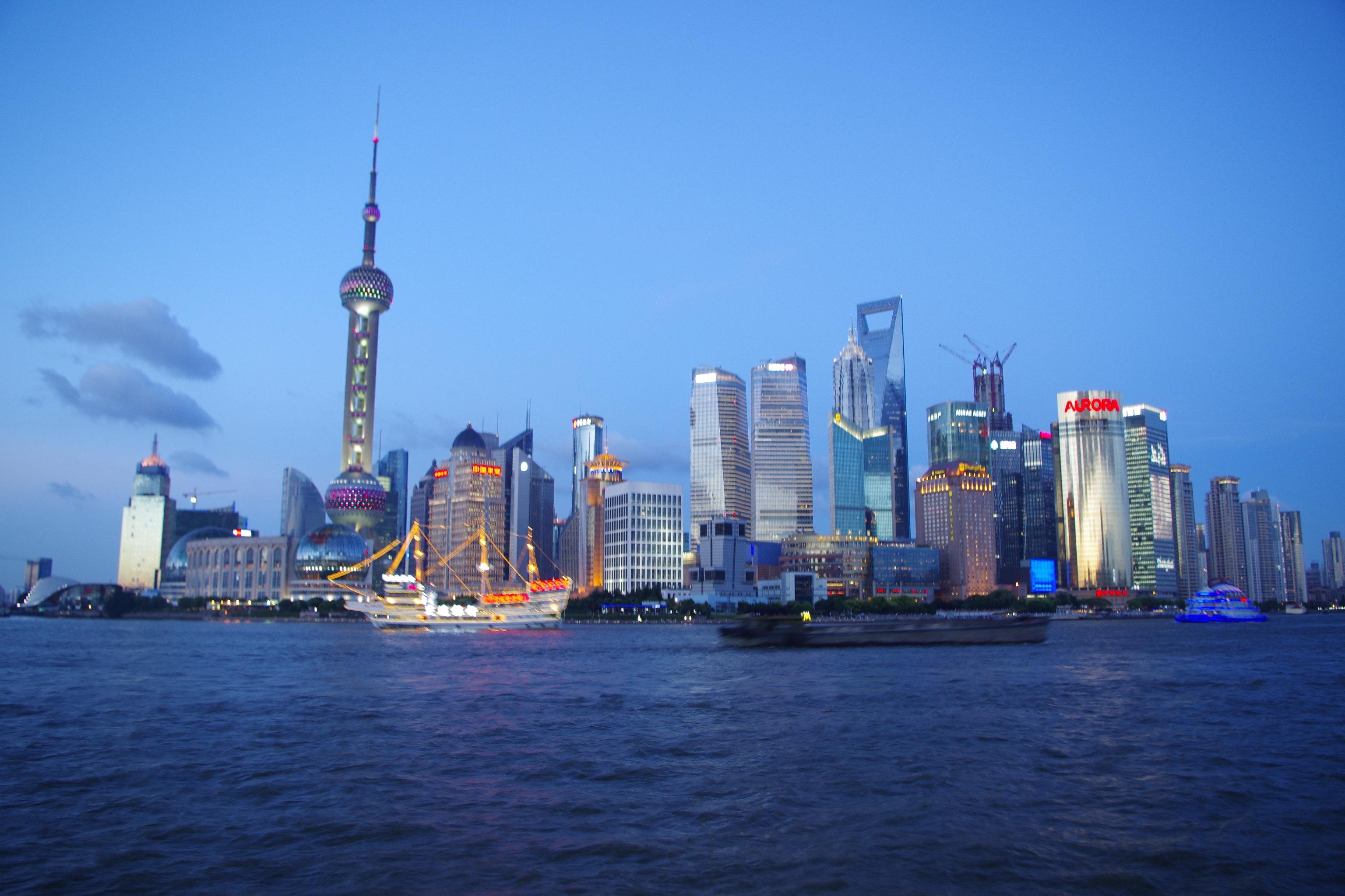 上海东方明珠 黄浦江游船 外滩观光隧道 中共一大会址一日游【上海