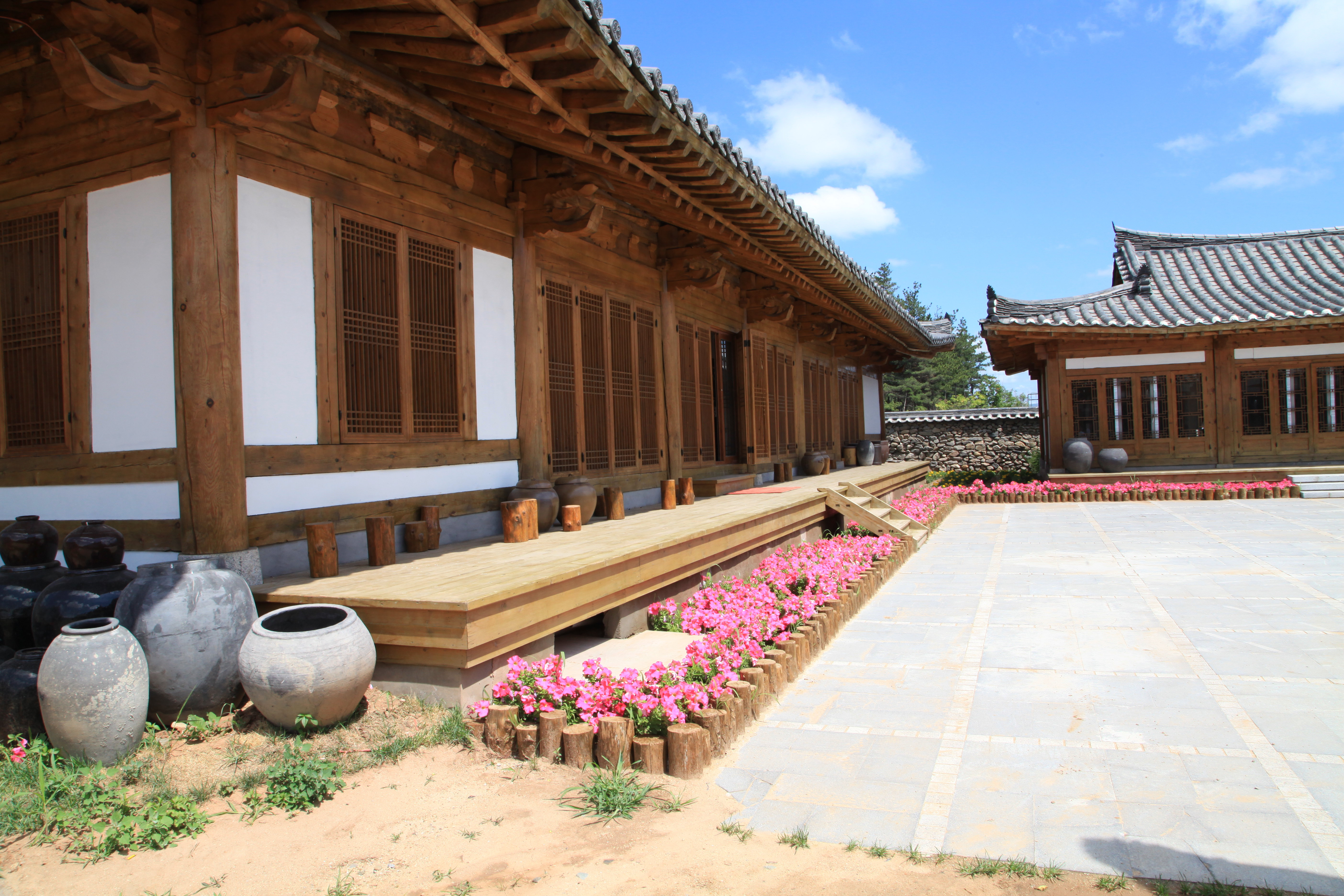 朝鲜族民俗风情园图片