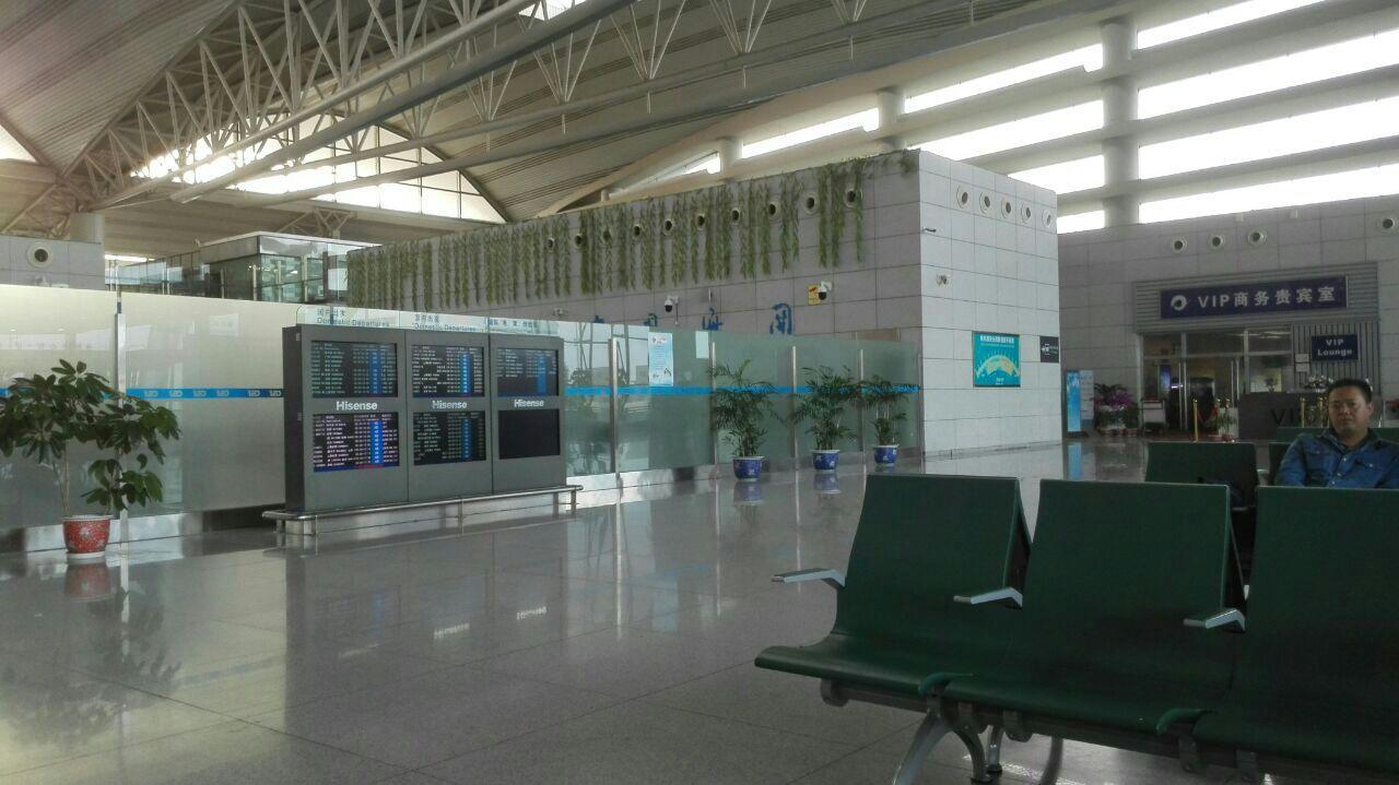 【携程攻略】青岛流亭国际机场怎么样/怎么去