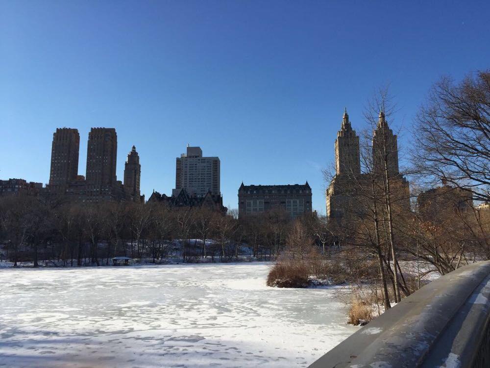 纽约中央公园 - 纽约游记攻略【携程攻略】